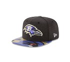CAPPELLO NEW ERA NFL 9FIFTY ON STAGE DRAFT   BALTIMORE RAVENS