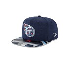 CAPPELLO NEW ERA NFL 9FIFTY ON STAGE DRAFT   TENNESSEE TITANS