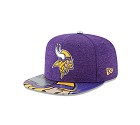CAPPELLO NEW ERA NFL 9FIFTY ON STAGE DRAFT   MINNESOTA VIKINGS