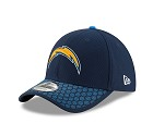 CAPPELLO NEW ERA 39THIRTY SIDELINE 17 ONF  SAN DIEGO CHARGERS