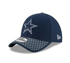 CAPPELLO NEW ERA 39THIRTY SIDELINE 17 ONF  DALLAS COWBOYS