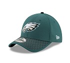 CAPPELLO NEW ERA 39THIRTY SIDELINE 17 ONF  PHILADELPHIA EAGLES