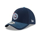 CAPPELLO NEW ERA 39THIRTY SIDELINE 17 ONF  TENNESSEE TITANS