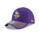 CAPPELLO NEW ERA 39THIRTY SIDELINE 17 ONF  MINNESOTA VIKINGS