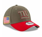 CAPPELLO NEW ERA 39THIRTY SALUTE TO SERVICE  NEW YORK GIANTS