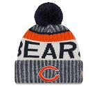CAPPELLO NEW ERA KNIT SIDELINE 2017 NFL  CHICAGO BEARS