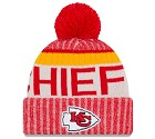CAPPELLO NEW ERA KNIT SIDELINE 2017 NFL  KANSAS CITY CHIEFS