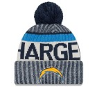 CAPPELLO NEW ERA KNIT SIDELINE 2017 NFL  SAN DIEGO CHARGERS