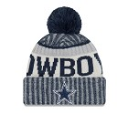 CAPPELLO NEW ERA KNIT SIDELINE 2017 NFL  DALLAS COWBOYS