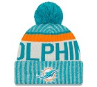 CAPPELLO NEW ERA KNIT SIDELINE 2017 NFL  MIAMI DOLPHINS