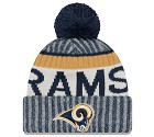 CAPPELLO NEW ERA KNIT SIDELINE 2017 NFL  LOS ANGELES RAMS