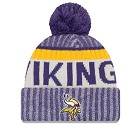 CAPPELLO NEW ERA KNIT SIDELINE 2017 NFL  MINNESOTA VIKINGS