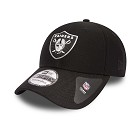 CAPPELLO NEW ERA 39THIRTY NFL BLACK COLL  OAKLAND RAIDERS