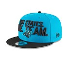 CAPPELLO NEW ERA 9FIFTY DRAFT 18 SPOTLIGHT  CAROLINA PANTHERS