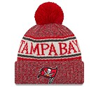 CAPPELLO NEW ERA KNIT SIDELINE 2018 NFL  TAMPA BAY BUCCANEERS