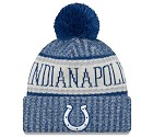 CAPPELLO NEW ERA KNIT SIDELINE 2018 NFL  INDIANAPOLIS COLTS