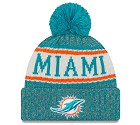 CAPPELLO NEW ERA KNIT SIDELINE 2018 NFL  MIAMI DOLPHINS