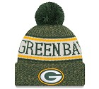 CAPPELLO NEW ERA KNIT SIDELINE 2018 NFL  GREEN BAY PACKERS