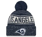 CAPPELLO NEW ERA KNIT SIDELINE 2018 NFL  LOS ANGELES RAMS