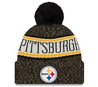 CAPPELLO NEW ERA KNIT SIDELINE 2018 NFL  PITTSBURGH STEELERS