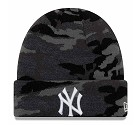 CAPPELLO NEW ERA KNIT ESNL CAMO 2018 NEW YORK YANKEES