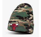 CAPPELLO NEW ERA KNIT ESNL CAMO 2018  CHICAGO BULLS