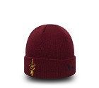 CAPPELLO NEW ERA KNIT TEAM CUFF  CLEVELAND CAVALIERS