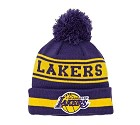 CAPPELLO NEW ERA KNIT TEAM JAKE NBA  LOS ANGELES LAKERS