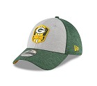 CAPPELLO NEW ERA 39THIRTY 2018 SIDELINE AWAY  GREEN BAY PACKERS