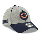 CAPPELLO NEW ERA 39THIRTY 2019 SIDELINE  CHICAGO BEARS