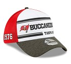 CAPPELLO NEW ERA 39THIRTY 2019 SIDELINE  TAMPA BAY BUCCANEERS