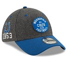 CAPPELLO NEW ERA 39THIRTY 2019 SIDELINE  INDIANAPOLIS COLTS