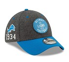 CAPPELLO NEW ERA 39THIRTY 2019 SIDELINE  DETROIT LIONS