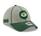 CAPPELLO NEW ERA 39THIRTY 2019 SIDELINE  GREEN BAY PACKERS