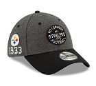 CAPPELLO NEW ERA 39THIRTY 2019 SIDELINE  PITTSBURGH STEELERS