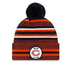 CAPPELLO NEW ERA SIDELINE 2019 HOME KNIT CHICAGO BEARS