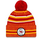 CAPPELLO NEW ERA SIDELINE 2019 HOME KNIT  KANSAS CITY CHIEFS