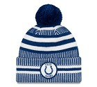 CAPPELLO NEW ERA SIDELINE 2019 HOME KNIT  INDIANAPOLIS COLTS