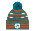 CAPPELLO NEW ERA SIDELINE 2019 HOME KNIT  MIAMI DOLPHINS