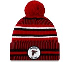 CAPPELLO NEW ERA SIDELINE 2019 HOME KNIT  ATLANTA FALCONS