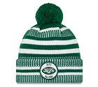 CAPPELLO NEW ERA SIDELINE 2019 HOME KNIT  NEW YORK JETS