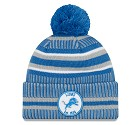CAPPELLO NEW ERA SIDELINE 2019 HOME KNIT  DETROIT LIONS
