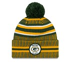 CAPPELLO NEW ERA SIDELINE 2019 HOME KNIT  GREEN BAY PACKERS