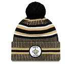 CAPPELLO NEW ERA SIDELINE 2019 HOME KNIT  NEW ORLEANS SAINTS
