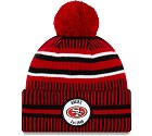 CAPPELLO NEW ERA SIDELINE 2019 HOME KNIT  SAN FRANCISCO 49ERS