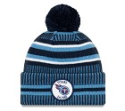 CAPPELLO NEW ERA SIDELINE 2019 HOME KNIT  TENNESSEE TITANS