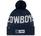 CAPPELLO NEW ERA SIDELINE 2019 ROAD KNIT  DALLAS COWBOYS