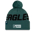 CAPPELLO NEW ERA SIDELINE 2019 ROAD KNIT  PHILADELPHIA EAGLES
