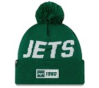 CAPPELLO NEW ERA SIDELINE 2019 ROAD KNIT  NEW YORK JETS