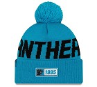 CAPPELLO NEW ERA SIDELINE 2019 ROAD KNIT  CAROLINA PANTHERS